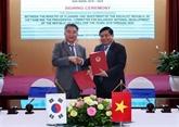 Vietnam et R. de Corée unis dans l'élaboration de politiques de développement équilibré