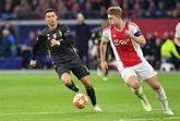 Le Néerlandais de Ligt s'engage pour cinq ans à la Juventus Turin