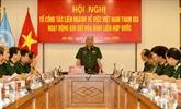 Le Vietnam étudie l'envoi de forces civiles aux missions de maintien de la paix de l'ONU