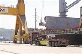 Nghi Son favorise l'import-export grâce à sa nouvelle ligne de fret