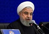 Iran/Nucléaire: Rohani appelle Macron à intensifier les efforts pour sauver l'accord