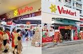 VinCommerce veut devenir le plus grand détaillant en Asie - Pacifique