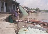 Les catastrophes naturelles coûtent 860 millions de dollars