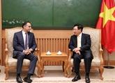 Le Vietnam chérit ses relations avec la BAD