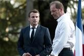 Tour de France: voyage en haute altitude sous l'œil de Macron