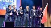 Maths: le Vietnam remporte deux médailles d'or et quatre d'argent aux Olympiades internationales