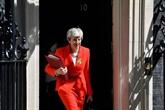 Tanker saisi par l'Iran: Theresa May présidera une réunion de crise