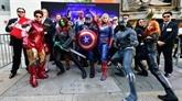 Avengers: Endgame en tête du box-office mondial