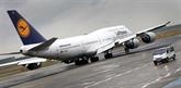 Lufthansa reprend ses vols pour Le Caire