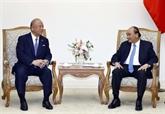 Le Vietnam prend en considération le partenariat stratégique avec le Japon
