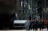 RPDC: Kim Jong Un inspecte un sous-marin