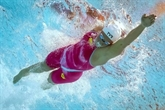 Mondiaux de natation: Bonnet assure, Aubry file