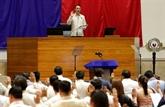 La Chambre des représentants des Philippines élit un nouveau président