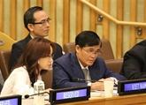 Le Vietnam participe à une réunion sur l'audit à New York