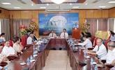 Célébration du 60e anniversaire de la visite du Président Hô Chi Minh en Azerbaïdjan