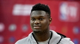 NBA: la jeune star Zion Williamson s'engage avec Jordan Brand, une filiale de Nike