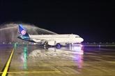 Inauguration de la ligne aérienne directe Hunan - Vân Dôn