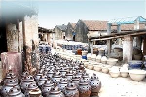 Bat Tràng la poterie ancestrale se modernise