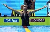 Natation: Pellegrini remporte son 4e titre mondial sur 200m