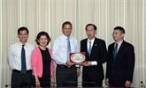 Hô Chi Minh-Ville renforce sa coopération avec le groupe Intel