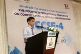 La 4e conférence internationale sur la science et lingénierie computationnelle