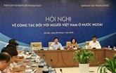 Viêt kiêu: ressources importantes pour le développement national