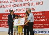 Bà Ria-Vung Tàu: soutien aux victimes de l'agent orange/dioxine