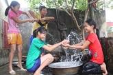 Des programmes d'eau potable et d'hygiène environnementale en zone rurale