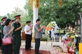 Commémoration des morts pour la Partrie au Laos et au Cambodge