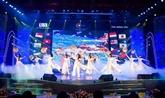 Coup d'envoi du concours de chant ASEAN+3
