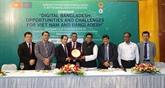 Vietnam et Bangladesh intensifient leur coopération dans les TIC