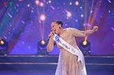 La candidate de la Malaisie remporte le concours de chant ASEAN+3