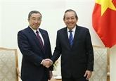 Renforcement du partenariat stratégique approfondi Vietnam - Japon