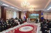 Un dirigeant cambodgien salue le développement de Hô Chi Minh-Ville