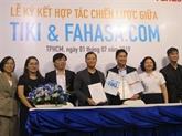 Coopération stratégique entre Tiki et Fahasa.com