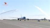 Vietnam Airlines transfère ses opérations à l'aéroport de Sheremetyevo