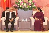 Une délégation du Myanmar en visite au Vietnam