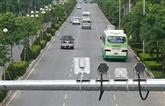 Installation des caméras de surveillance pour assurer la sécurité des rues