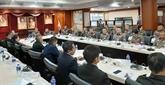 La Thaïlande assure la sécurité des ministres des AE de l'ASEAN