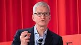 Le patron d'Apple se montre très satisfait des résultats en Chine