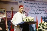 La 20e Fête du trône du Roi du Maroc célébrée à Hanoï
