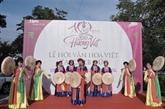 Festival de la culture vietnamienne - Huong Viêt 2019 en Allemagne