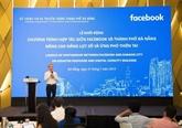 Dà Nang et Facebook s'unissent pour lutter contre les catastrophes naturelles