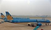 Vietnam Airlines augmentera ses vols sur deux lignes domestiques