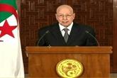 Algérie: le président par intérim propose un dialogue sans participation de