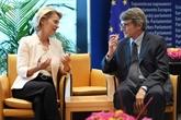 UE: Von der Leyen se donne 15 jours pour présenter sa