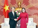Développer le partenariat de coopération stratégique intégrale Vietnam - Chine
