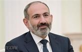 Le Premier ministre arménien entame sa visite officielle au Vietnam