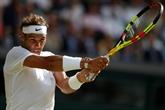 Wimbledon: Nadal dompte la folie Kyrgios