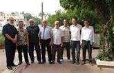 Les arts martiaux traditionnels contribuent aux liens Vietnam - Algérie